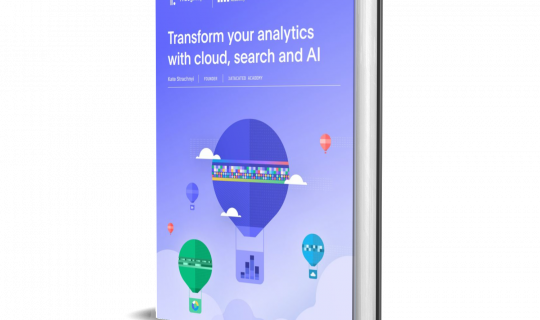 Transform your business with cloud, search, and AI-driven analytics